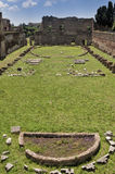 Hipodrom palatyn Rzym Włochy Fotografia Stock