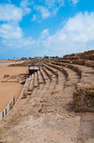 Hipodrom w Caesarea Izrael Zdjęcie Royalty Free