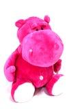 Hipopótamo cor-de-rosa Imagens de Stock