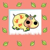 Hipopótamo Fruity Fotos de Stock