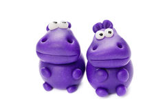 hipopotam Fotografia Stock