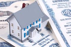 Hipoteca Imagens de Stock Royalty Free
