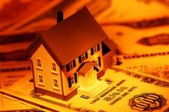 Hipoteca Foto de Stock