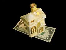 Hipoteca para o Natal imagens de stock royalty free