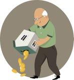 Hipoteca reversa Imagens de Stock