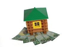 hipoteka domowa obrazy stock