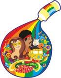 Hippie Royalty Free Stock Image