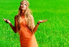 Hippie Stock Image