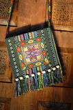 Hippie bag Royalty Free Stock Images