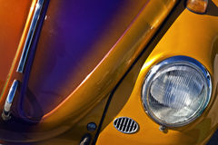 Hippie Bug Stock Photography