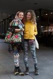 Hippie street fashion Stock Image
