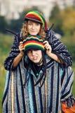 Hippie Stock Photo