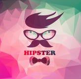 Hippie-Hintergrund Lizenzfreie Stockfotografie