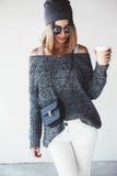 Hippie-Mädchenausstattung stockfotografie