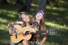 Hippie Stock Images