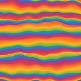 Hippie psychedelic vivid rainbow background. Iridescent gradient. Vector illustration. Hippie psychedelic vivid rainbow background. Applicable for Banners Royalty Free Stock Photo
