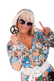 Hippie style Royalty Free Stock Images