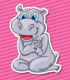 hippo Foto de archivo libre de regalías