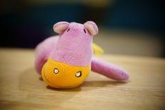 Hippo βελούδου Στοκ φωτογραφία με δικαίωμα ελεύθερης χρήσης