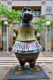 Hippo Ballerina - New York City