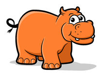 Hippo Cartoon Stock Photo