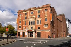 Hippodrome bingo building in St Helens Merseyside