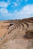 Hippodrome in Caesarea Israel Royalty Free Stock Photo