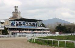 Hippodrome in Pyatigorsk. Stock Photos