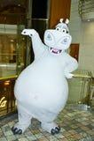 Hippopotame. Photo libre de droits