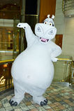 Hippopotamus. Στοκ φωτογραφία με δικαίωμα ελεύθερης χρήσης