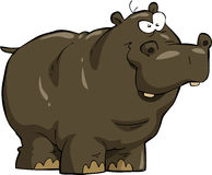 Hippopotamus Fotografía de archivo libre de regalías