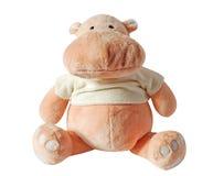 Hippopotamus-giocattolo Fotografia Stock Libera da Diritti