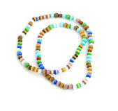Hippy necklace Royalty Free Stock Photos