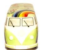 Hippy Van Fotografia de Stock