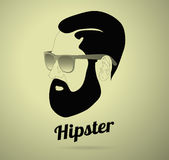HIPSTER3 Photographie stock libre de droits