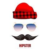 hipster Fotografia de Stock Royalty Free