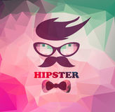 Hipster background Royalty Free Stock Photography