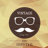 Hipster background Royalty Free Stock Photos