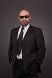Hipster bearded man Royalty Free Stock Photos
