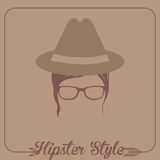 Hipster Royalty Free Stock Photography