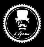 Hipster design Stock Photo