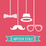 Hipster Royalty Free Stock Photo
