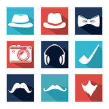 Hipster design Royalty Free Stock Images