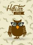 Hipster design, vector illustration. Stock Photo