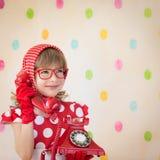 Hipster girl Stock Photos