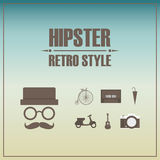 Hipster Stock Image