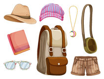 Hipster items Royalty Free Stock Photo