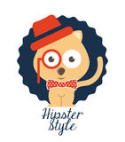 Hipster lifestyle Stock Images