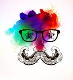 Hipster man. Vector illustration, EPS 10. Hipster man. ART Vector illustration, EPS 10 Stock Illustration