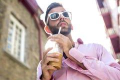 Hipster men Royalty Free Stock Image